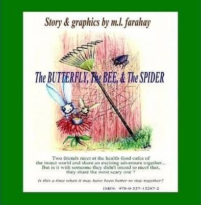 The BUTTERFLY, The BEE & The SPIDER, Sc3