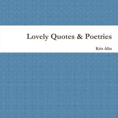 Lovely Quotes & Poetries