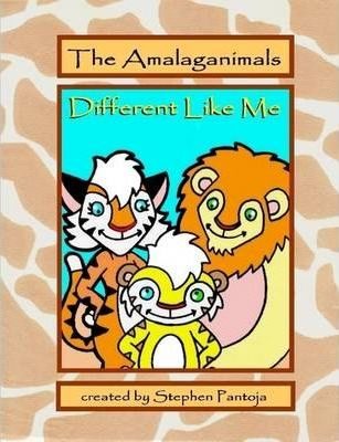 The Amalaganimals: Different Like Me Sc