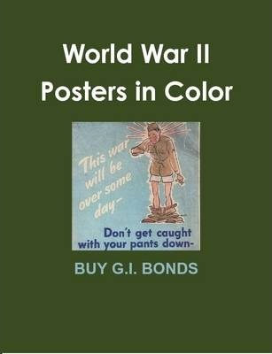 World War II Posters in Color