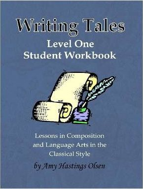 Writing Tales Level One - Student Workbook Spiral Bound