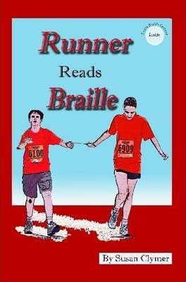 Runner Reads Braille