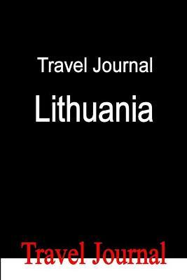 Travel Journal Lithuania
