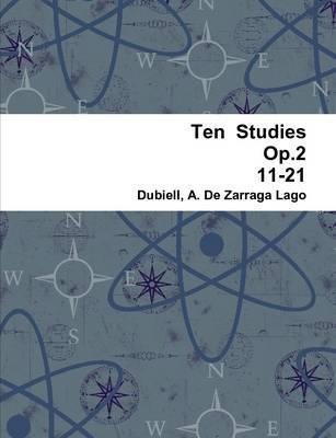 Ten Studies Op.2 11-21