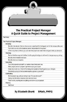 The Practical Project Manager