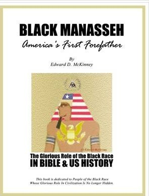 Black Manasseh, America's First Forefather