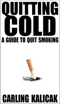 Quitting Cold - A Guide to Quit Smoking 4x6 Pocket