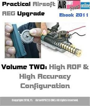 Practical Airsoft AEG Upgrade: High ROF & High Accuracy Configuration