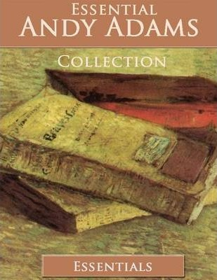 Essential Andy Adams Westerns Collection