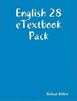 English 28 ETextbook Pack