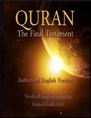 Quran - The Final Testament - Authorized English Version of the Original