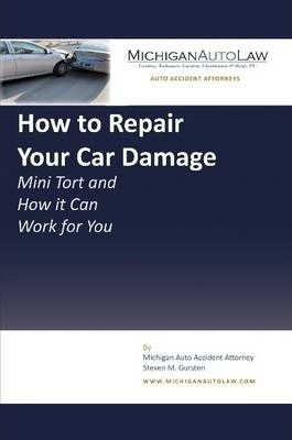 How to Repair Your Car Damage