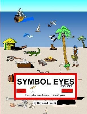 Symbol Eyes Rebus Game Puzzle Book