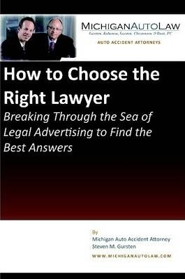How to Choose the Right Lawyer