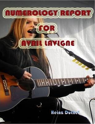 Chart Analysis FOR AVRIL LAVIGNE BY HEINZ DUTHEL 2010 - 2043