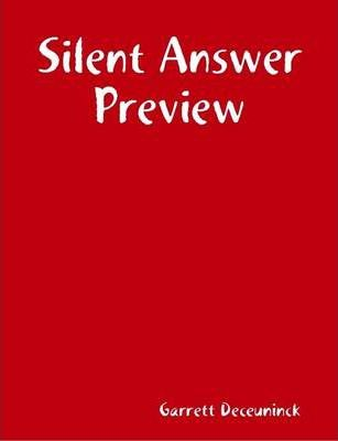 Silent Answer Preview