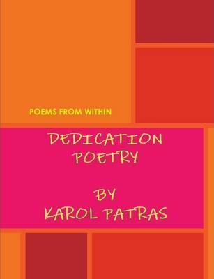 Dedication Poetry
