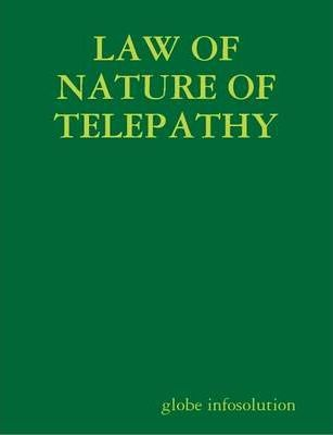 Law of Nature of Telepathy