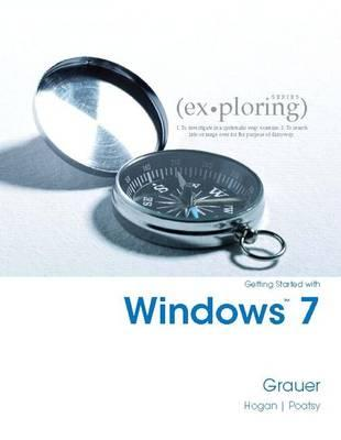 Exploring Getting Started with Windows 7