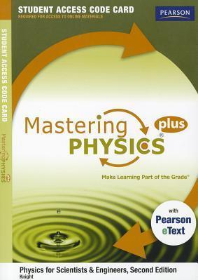 Mastering Plus Physics Student Access Code Card
