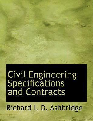 Civil Engineering Specifications and Contracts