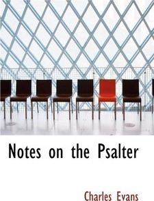 Notes on the Psalter