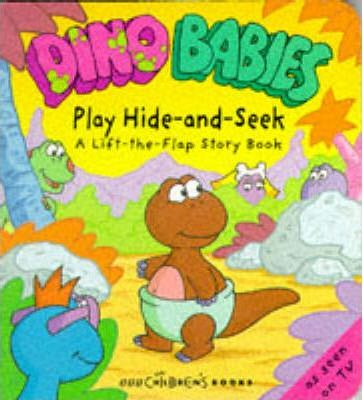 Dinobabies Lift-the-flap Book