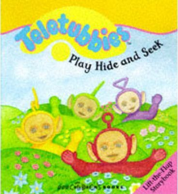"""""""Teletubbies"""": Hide and Seek, Lift-the-flap Board Book"""