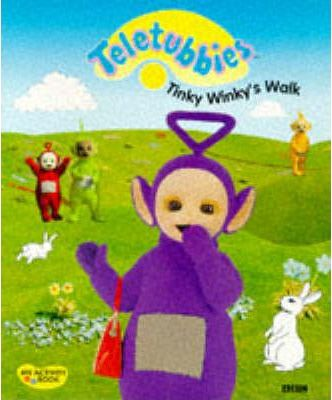 """Teletubbies"": Tinky Winky's Colouring and Activity Book"
