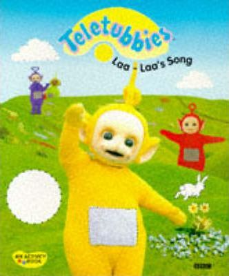 """Teletubbies"": Laa-Laa's Colouring and Activity Book"