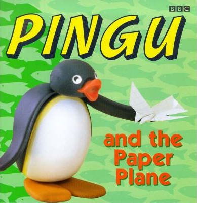 Pingu and the Paper Plane