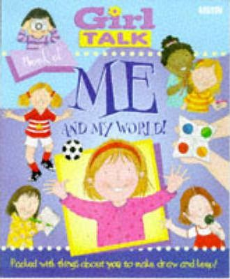 Book of Me and My World!