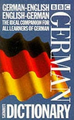 BBC GERMAN LEARNER'S DICTIONARY