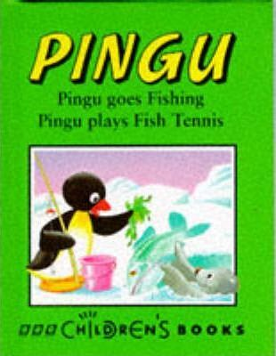 Pingu Goes Fishing