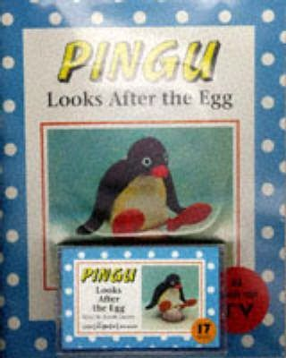 Pingu Looks After the Egg