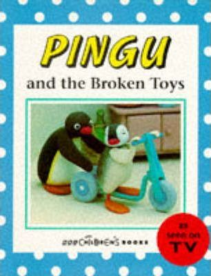 Pingu and the Broken Toy