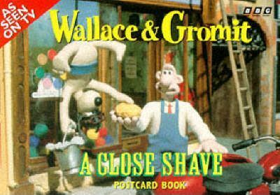 Wallace and Gromit: A Close Shave Postcard Book