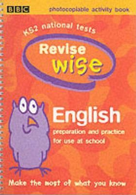 Revise Wise: English - Photocopiable Activity Book