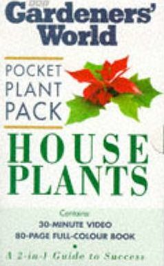 Household Plants: Book-and-Video Pack