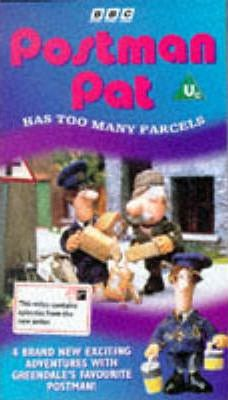 Postman Pat Has Too Many Parcels
