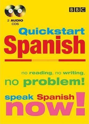 QUICKSTART SPANISH AUDIO CD's