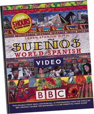 Suenos World Spanish: Video Pack