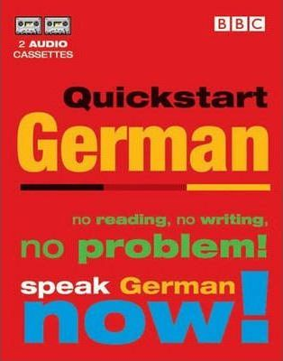 QUICKSTART GERMAN AUDIO CASS.