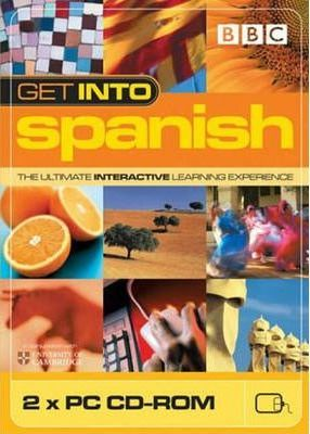 GET INTO SPANISH CD-ROM