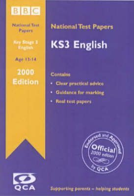 Key Stage 3 National Test Papers 2000: English