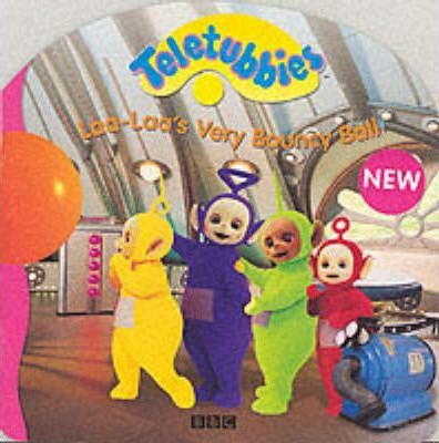 """Teletubbies"": Laa-Laa's Very Bouncy Ball"