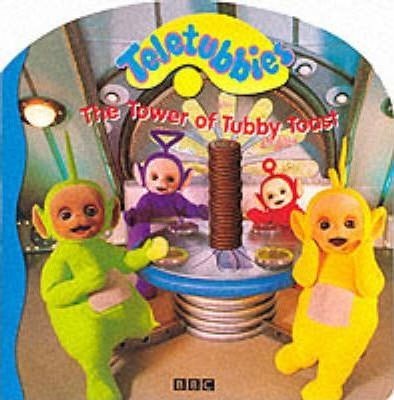 """Teletubbies"": Tower of Tubby Toast"