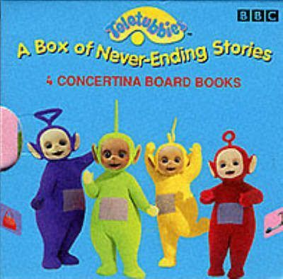 """""""Teletubbies"""": Never-ending Stories - Concertina Books"""