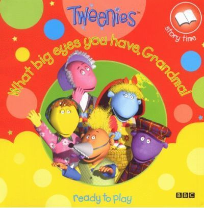 """Tweenies"": What Big Eyes You Have, Grandma!"