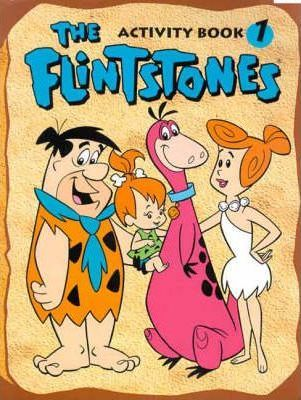 The Flintstones: Activity Book 1